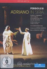 Giovanni Battista Pergolesi. Adriano in Siria (2 Dvd)