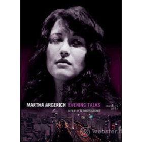 Martha Argerich. Evening Talks