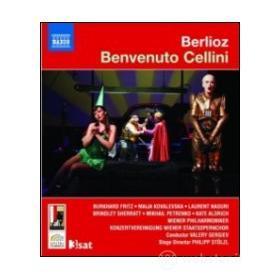 Hector Berlioz. Benvenuto Cellini (Blu-ray)