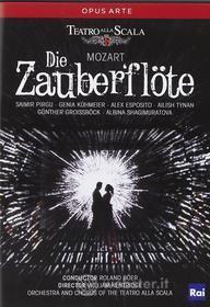 Wolfgang Amadeus Mozart. Die Zauberflote. Il Flauto Magico