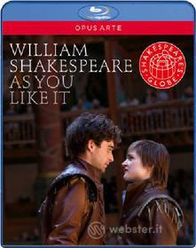 William Shakespeare. As you like it. Come vi piace (Blu-ray)