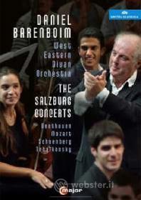 Daniel Barenboim and the West-Eastern Divan Orchestra. The Salzburg Concerts