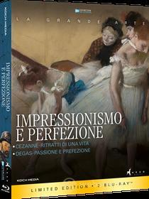 Impressionismo E Perfezione (2 Blu-Ray) (Blu-ray)