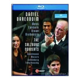 Daniel Barenboim and the West-Eastern Divan Orchestra. The Salzburg Concerts (Blu-ray)