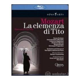Wolfgang Amadeus Mozart. La clemenza di Tito (Blu-ray)