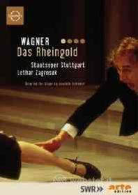 Richard Wagner. Das Rheingold. L'oro del Reno