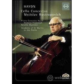 Franz Joseph Haydn. Cello Concertos