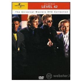 Level 42. The Universal Masters DVD Collection