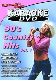 Karaoke: 90's Country Hits 1