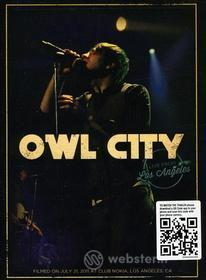 Owl City - Owl City: Live From Los Angeles