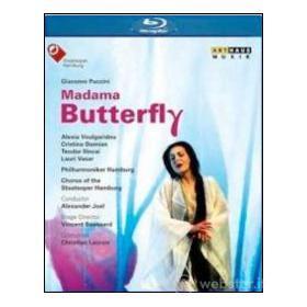 Giacomo Puccini. Madama Butterfly (Blu-ray)