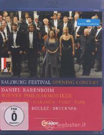 Salzburg Opening Concert 2010 (Blu-ray)
