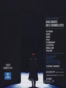 Francis Poulenc. Dialogues des Carmelitanes (2 Dvd)