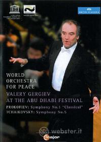World Orchestra for Peace at the Abu Dhabi Festival