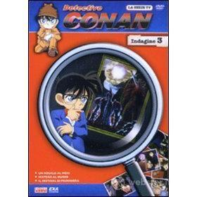 Detective Conan. Stagione 1. Vol. 3