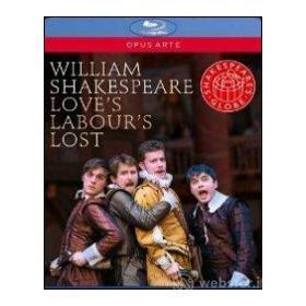 William Shakespeare. Pene d'amor perdute (Blu-ray)