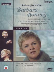 Voices Of Our Time - Barbara Bonney - Scumann & A Scandinavian Dichterliebe  - Bonney Barbara  Sop/malcolm Martineau, Pianoforte