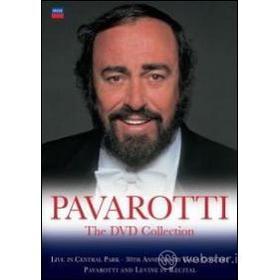 Luciano Pavarotti.The DVD Collection (3 Dvd)