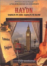 Franz Joseph Haydn. Symphony No 103 In E Flat Major. A Naxos Musical Journey