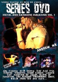 Series Dvd: Metal & Hardcore 1