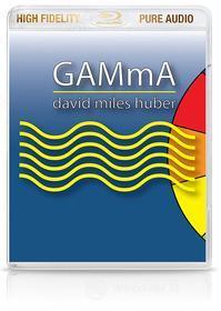 Huber, David Miles - Gamma -Br Audio- (Blu-ray)