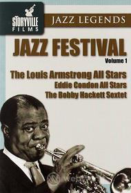 Jazz Festival Vol.1. Louis Armstrong All Stars
