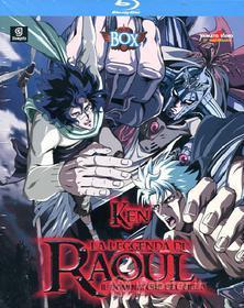 Ken. La leggenda di Raoul. Il dominatore del cielo (3 Blu-ray)
