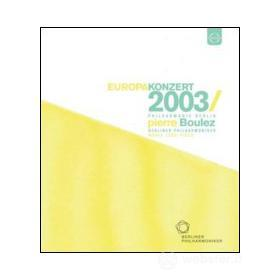 Europakonzert 2003 from Lisbon (Blu-ray)