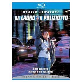 Da ladro a poliziotto (Blu-ray)