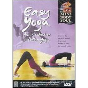 Easy Yoga. Mind Body & Soul