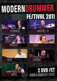 Modern Drummer Festival 2011 (2 Dvd)