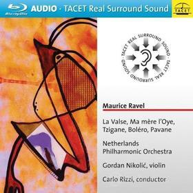 Nicolic / Rizzi - La Valse - Ma Mere - L Oye - Tzigane (Blu-Ray Audio) (Blu-ray)
