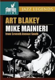 Art Blakey & Mike Mainieri. From Seventh Avenue South