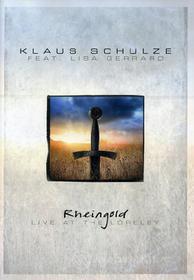 Klaus Schulze & Lisa Gerrard. Rheingold. Live at the Loreley (2 Dvd)