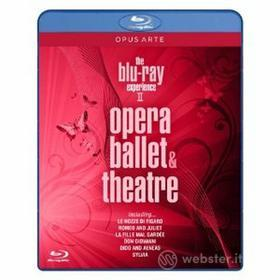 The Blu-ray Experience. Opera & Ballet Highlights. Vol. 2 (Blu-ray)