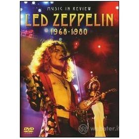 Led Zeppelin. Music In Review. 1968 - 1980