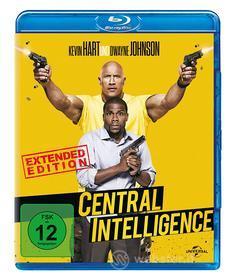 Dwayne Johnson,Kevin Hart,Amy Ryan - Central Intelligence-Extended Edition (Blu-ray)