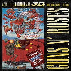 Guns N' Roses - Appetite For Democracy (3 Blu-ray)