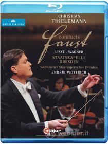Christian Thielemann Conducts Faust (Blu-ray)