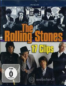 The Rolling Stones - 17 Clips (Blu-ray)