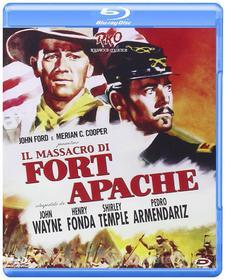 Il massacro di Fort Apache (Blu-ray)