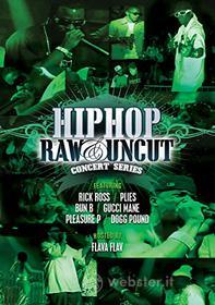 Hip Hop Raw & Uncut Concert Series (2 Dvd)