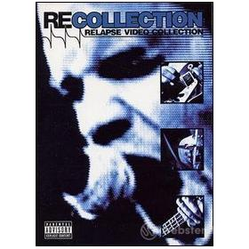 Recollection. Relapse Records DVD Compilation