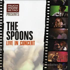 Spoons - Live In Concert