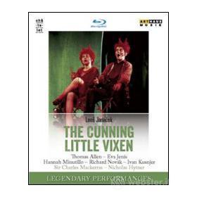 Leos Janacek. The Cunning Little Vixen. La piccola volpe astuta (Blu-ray)
