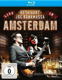 Beth Hart, Joe Bonamassa. Live In Amsterdam (Blu-ray)