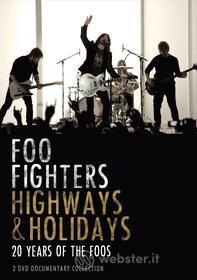 Foo Fighters. Highways & Holidays (2 Dvd)