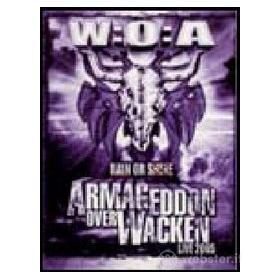 Armageddon Over Wacken Live 2005 (2 Dvd)