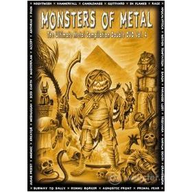 Monsters of Metal. Vol. 4 (2 Dvd)