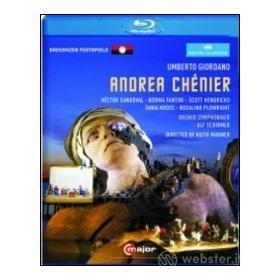 Umberto Giordano. Andrea Chenier (Blu-ray)